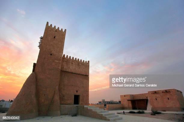 Barzan Tower of Qatar