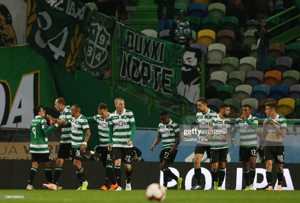 Sporting CP v GD Chaves - Liga NOS : News Photo
