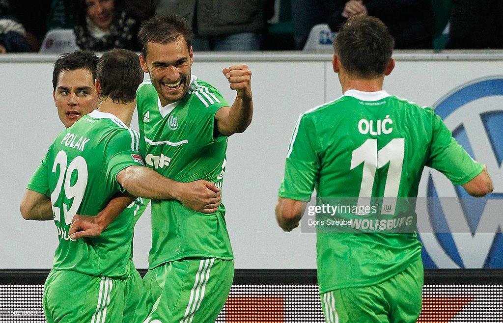 VfL Wolfsburg v Bayer 04 Leverkusen - Bundesliga : News Photo