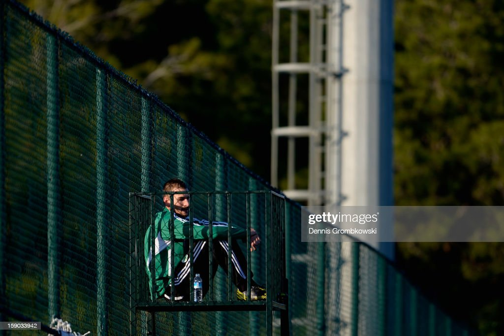 VfL Wolfsburg - Belek Training Camp Day 3 : News Photo