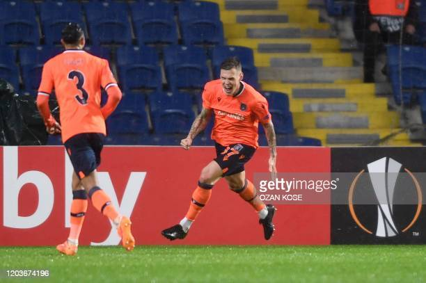 TUR: Istanbul Basaksehir v Sporting CP - UEFA Europa League Round of 32: Second Leg