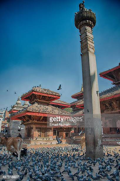 Basantapur Durbar Square, Kathmandu, Nepal