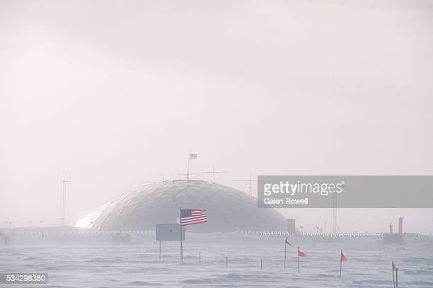 us base at south pole - 軍事基地 ストックフォトと画像