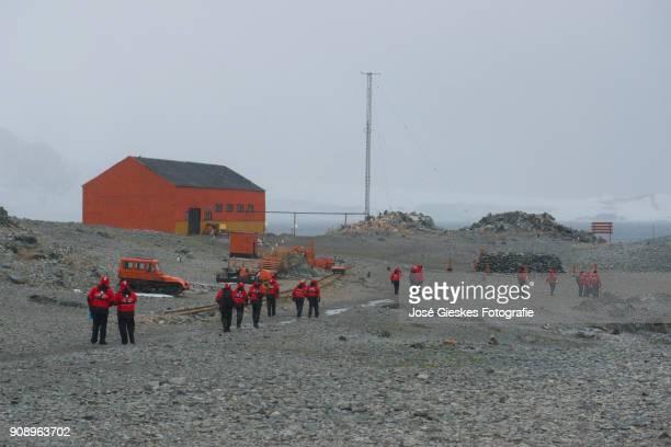 Base Esperanza Antarctica