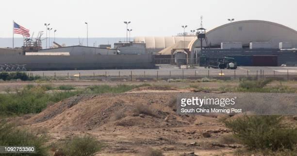 Base of US in Djibouti East Africa 08JAN17 SCMP / Felix Wong