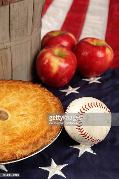 Baseball And Apple Pie