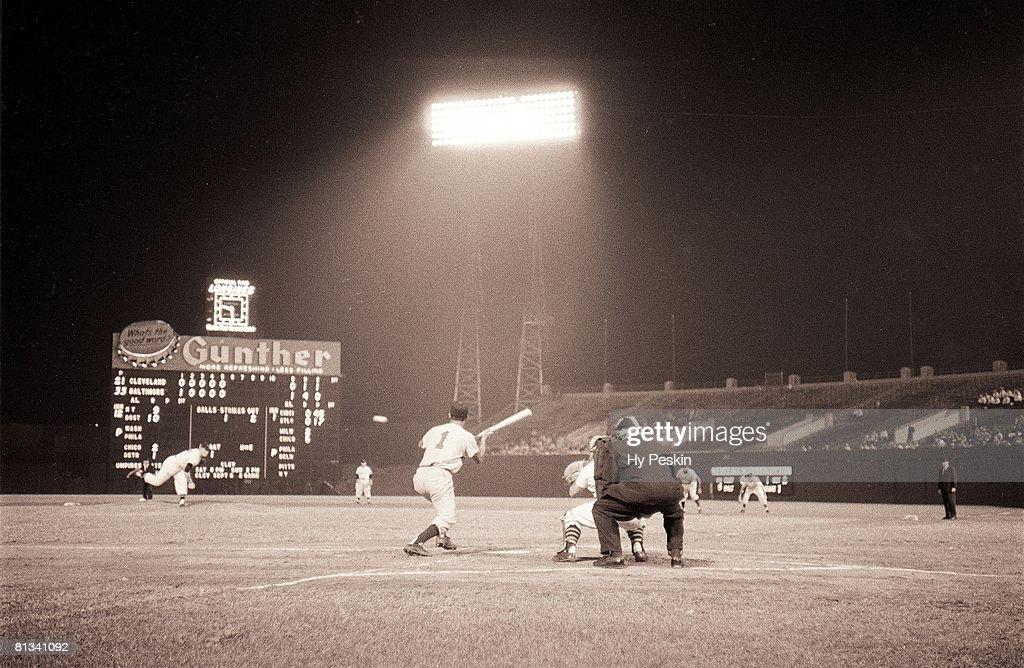 Baltimore Orioles Chico Garcia... : News Photo