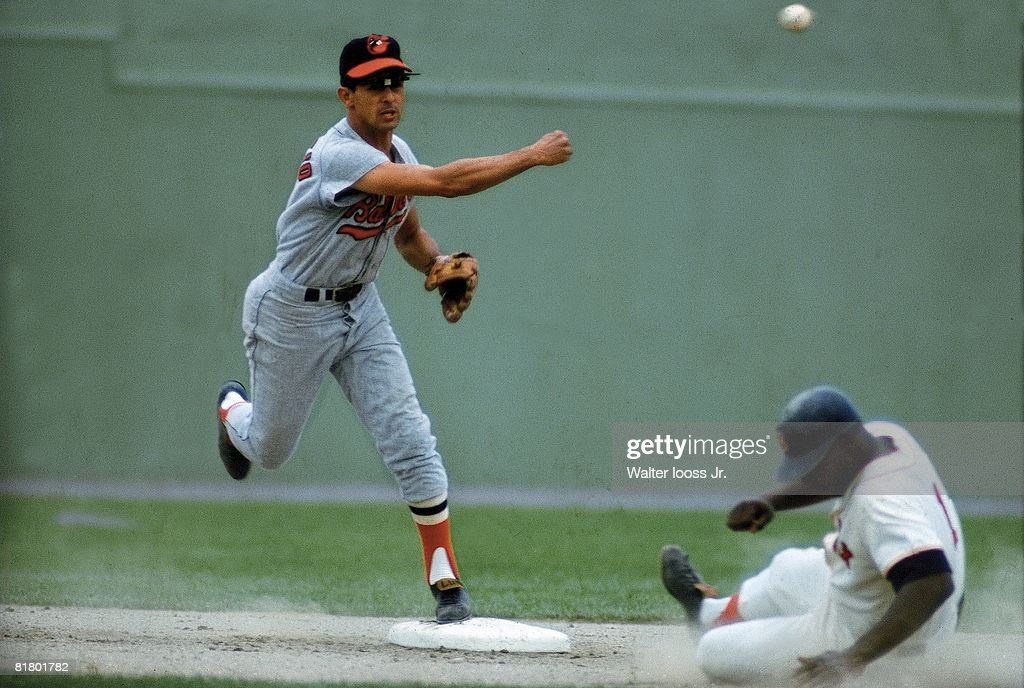 Baltimore Orioles Luis Aparicio... : News Photo