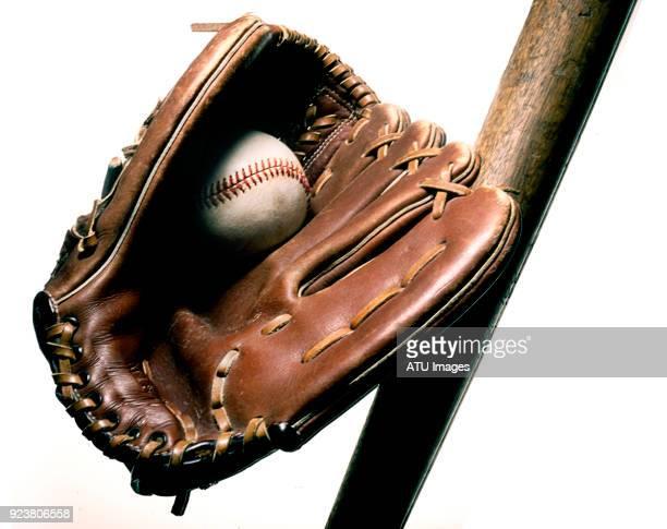 baseball bat glove