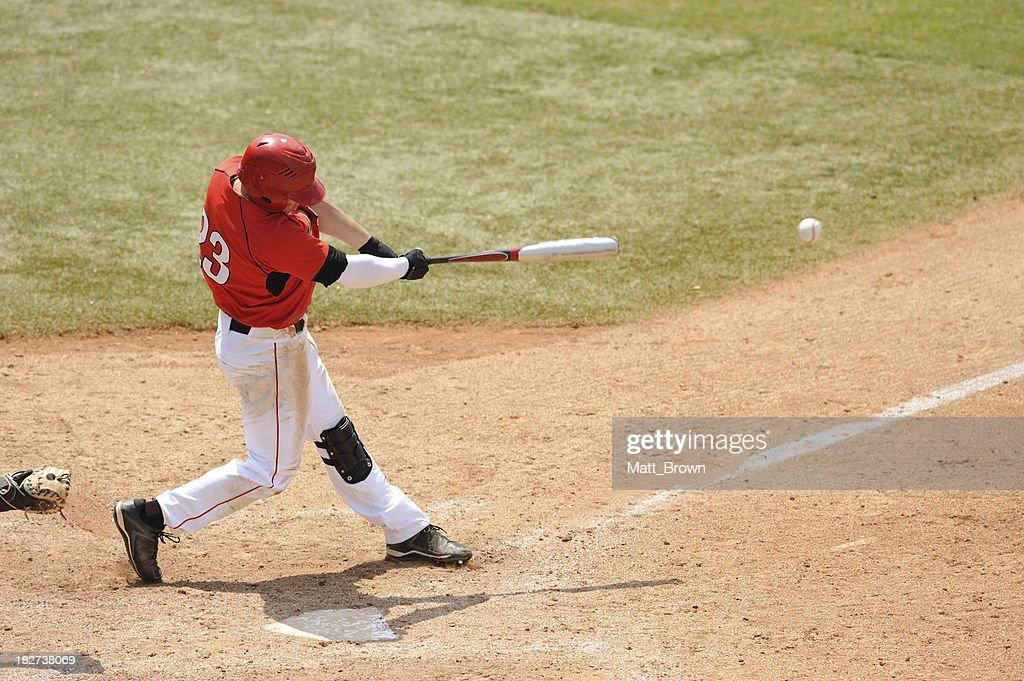 Baseball Batter : Stock Photo