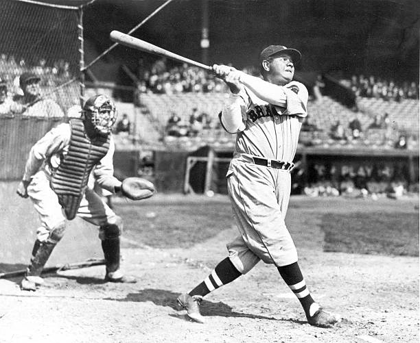 How many strikeouts did babe ruth have-3714