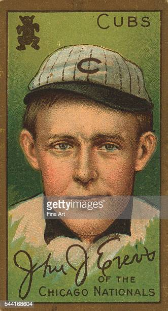 Baseball card from 1911