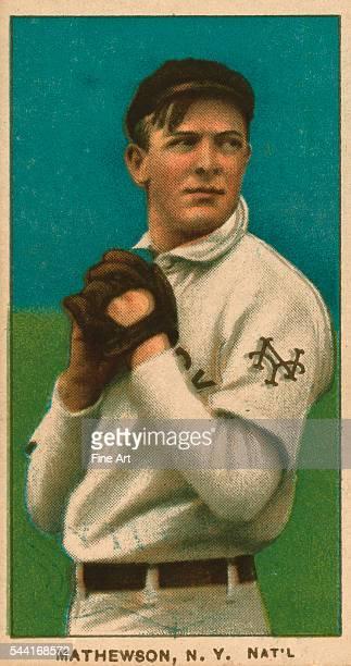 Baseball card from circa 19091911