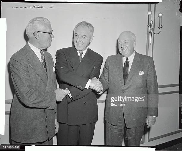 Baseball Commissioner Ford Frick underwent an emergency appendectomy on September 22nd at Lawrence Hospital Frick was taken to the hospital at 11 pm...