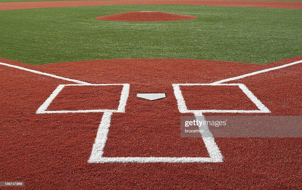 Baseball Diamond : Stock Photo