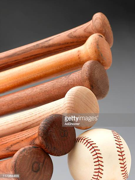 baseball equipment - baseball bat stock pictures, royalty-free photos & images