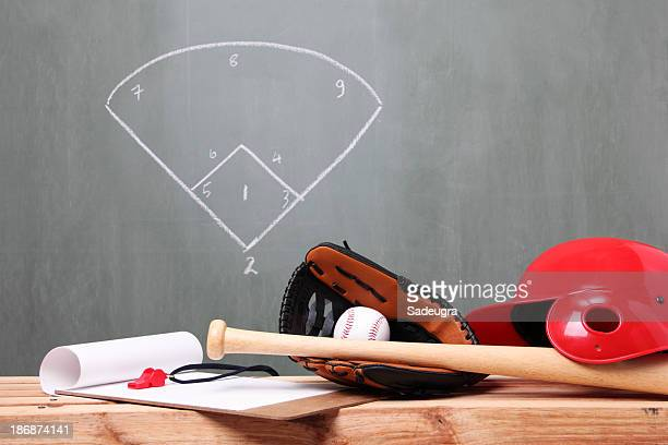 baseball equipment - whistle blackboard stock pictures, royalty-free photos & images