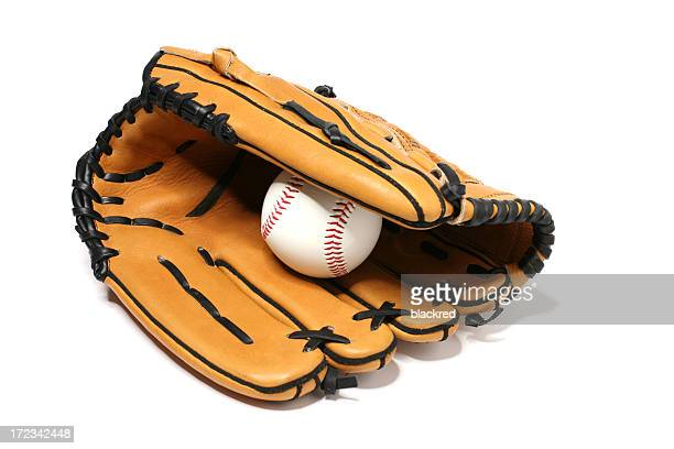 baseball fun - baseball glove stock pictures, royalty-free photos & images