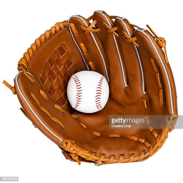 Baseball glove / mit with ball