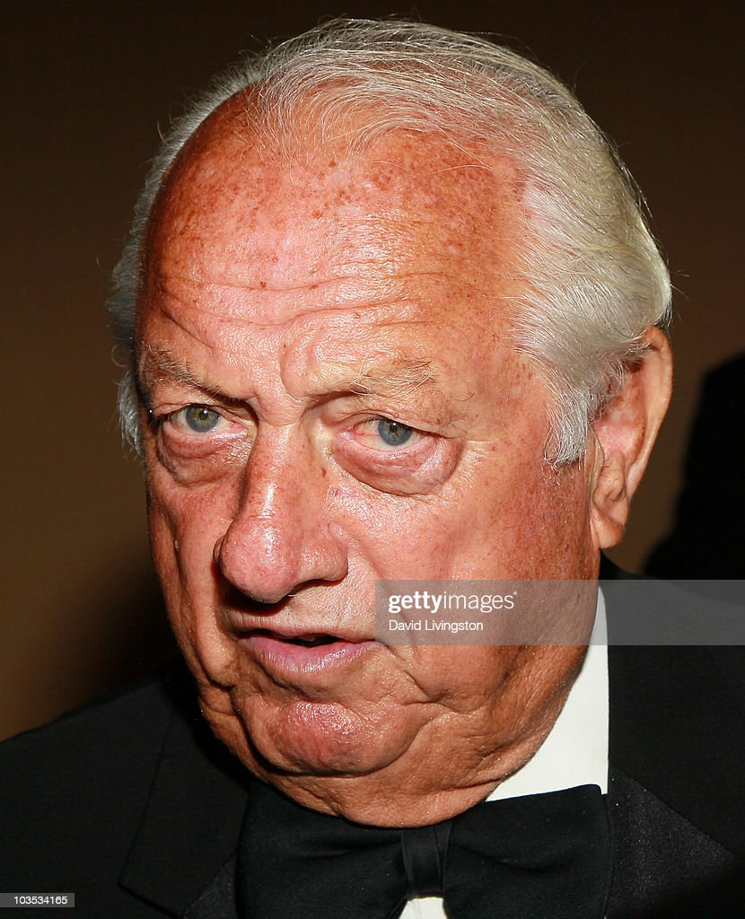 Baseball great Tommy Lasorda attends the Eagle & Badge Foundation Gala Honors at the Hyatt Regency Century Plaza on August 21, 2010 in Century City, California.