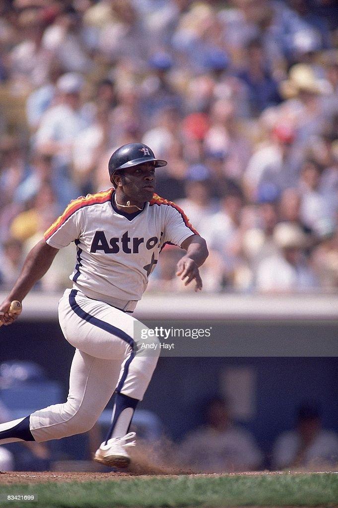 Houston Astros Joe Morgan... : News Photo