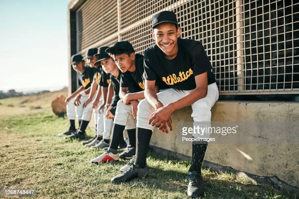 野球は間違いなく私のお気に入りのスポーツです - 野球チーム ストックフォトと画像