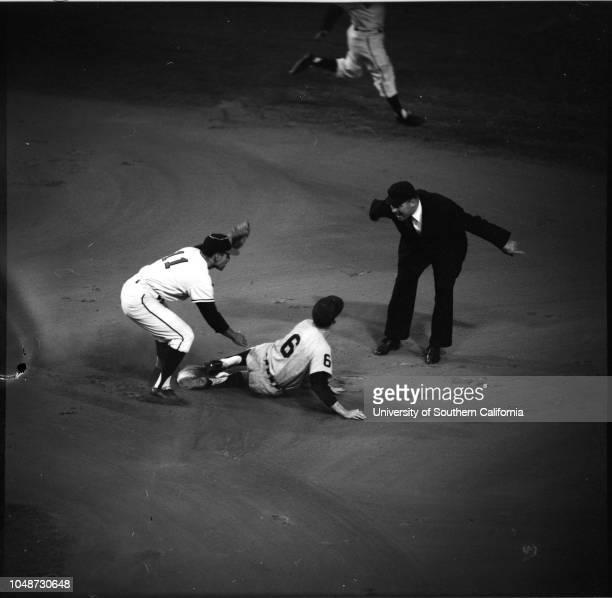 Baseball Los Angeles Angels vs Detroit Tigers 26 May 1961