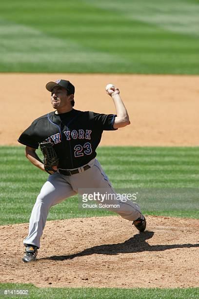 Baseball New York Mets Kazuhisa Ishii in action pitching vs Philadelphia Phillies Philadelphia PA 6/23/2005