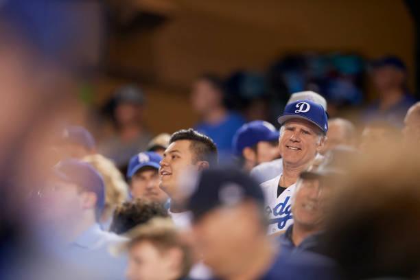 Los Angeles Dodgers vs Arizona Diamondbacks, 2017 National
