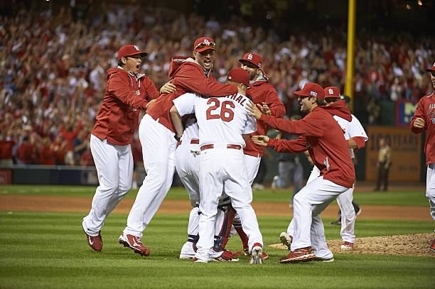 St Louis Cardinals Vs Los Angeles Dodgers 2014 National League Division Series
