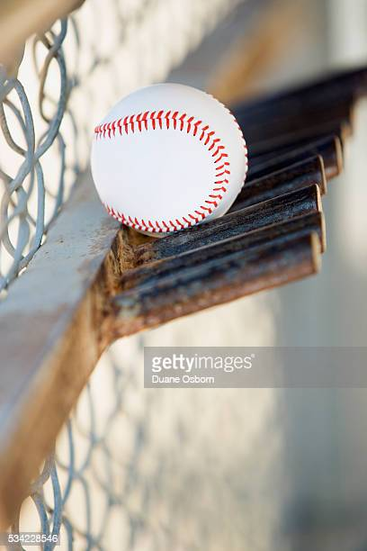 baseball on rack - baseball trajectory stock photos and pictures