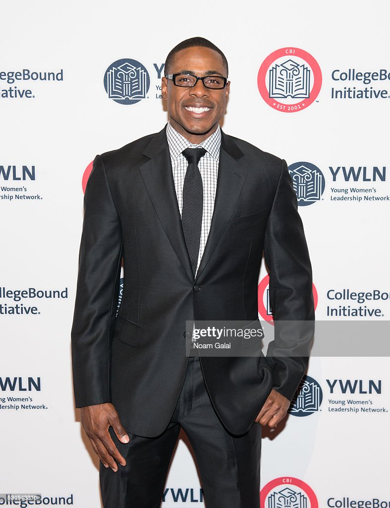 Baseball outfielder Curtis Granderson attends the 2016 CollegeBound Initiative celebration at Jazz at Lincoln Center on May 26, 2016 in New York City.