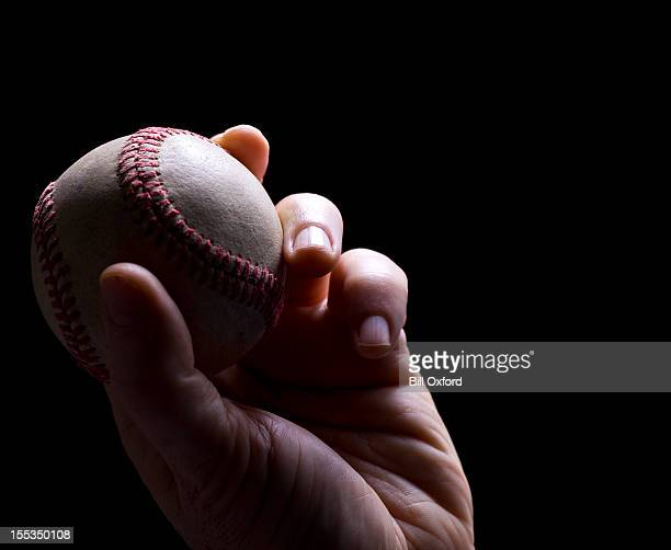 baseball - pitcher stockfoto's en -beelden