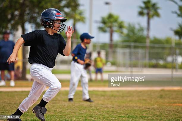 baseball - home run stock photos and pictures