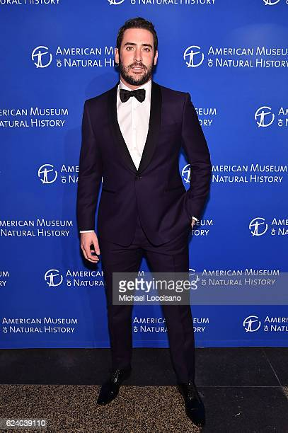 Baseball pitcher for the New York Mets Matt Harvey attends the 2016 American Museum of Natural History Museum Gala at the American Museum of Natural...