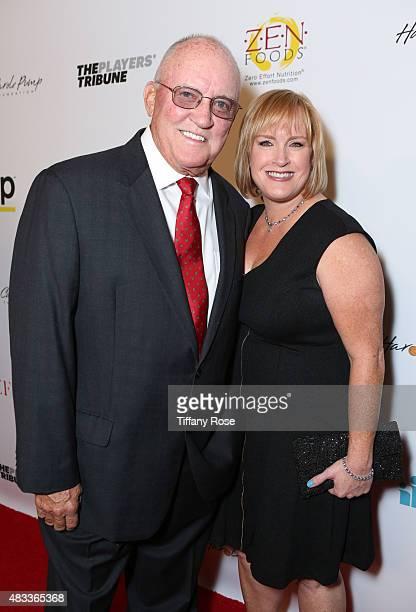 Baseball Player Graig Nettles and Ginger Nettles attend the 15th annual Harold Carole Pump Foundation gala at the Hyatt Regency Century Plaza on...