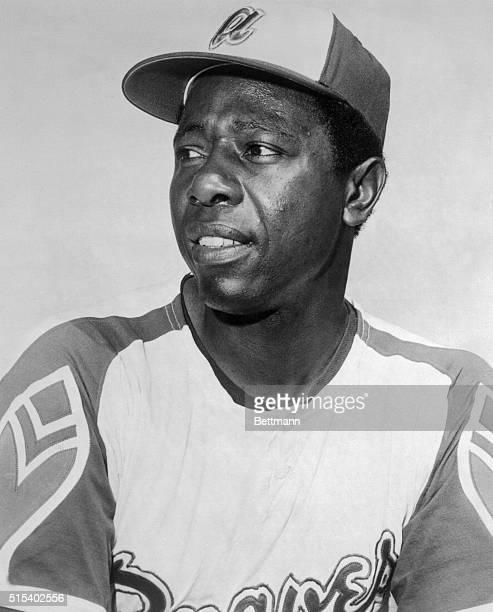 Baseball Player Hank Aaron