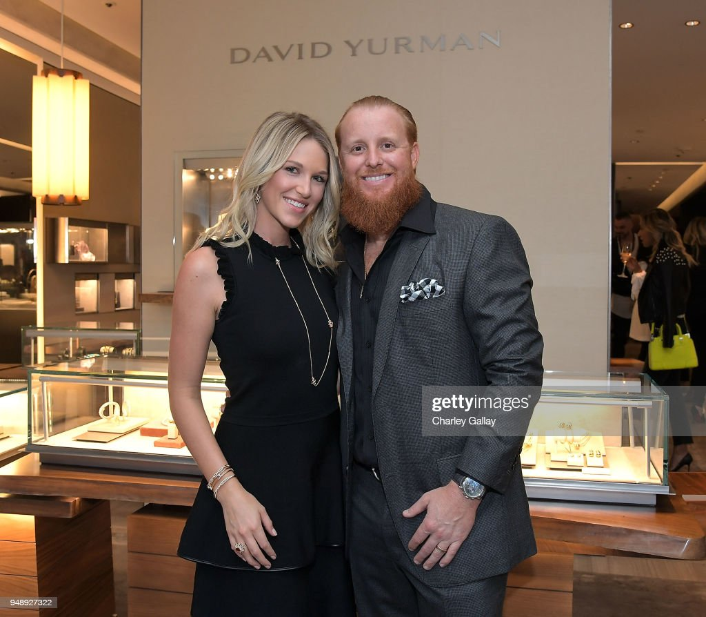 Justin Turner Beverly Hills Event