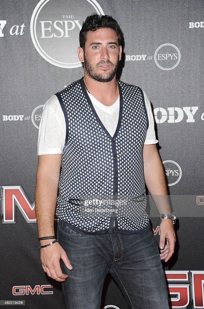 Baseball player Matt Harvey attends ESPN Presents BODY At ESPYS Pre-Party at Lure on July 15, 2014 in Hollywood, California.