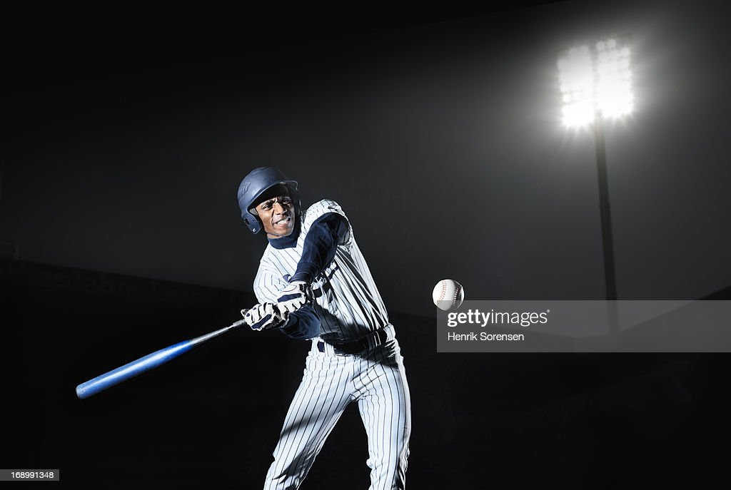 Baseball player : Stock Photo