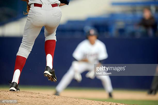 baseball player - base sports equipment stock pictures, royalty-free photos & images