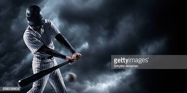 野球選手 - バッティング ストックフォトと画像