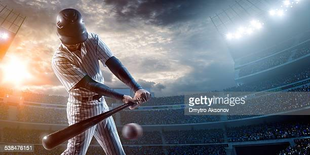 baseball player - swinging stock pictures, royalty-free photos & images