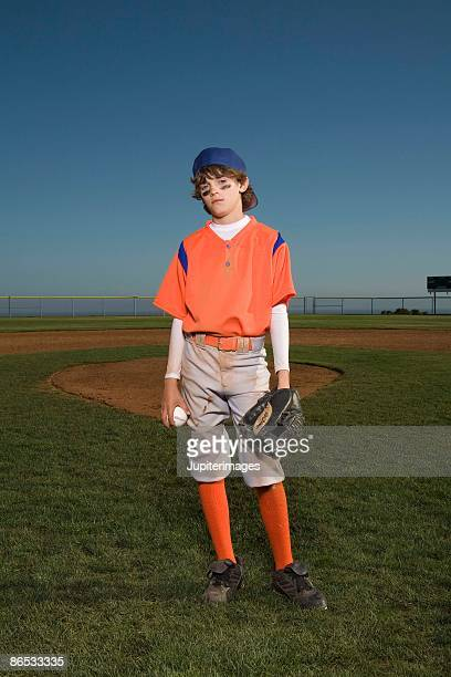 baseball player - eye black stock photos and pictures
