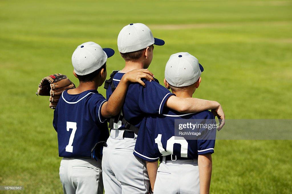 Baseball Players : Stock Photo