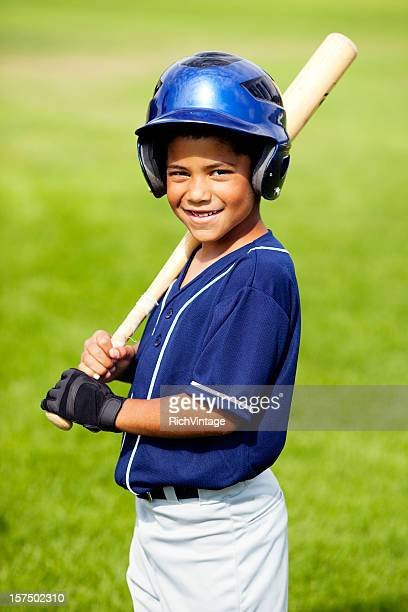 baseball portrait - baseball bat stock pictures, royalty-free photos & images