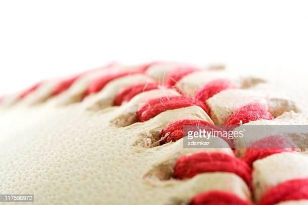 baseball seams - baseball trajectory stock photos and pictures