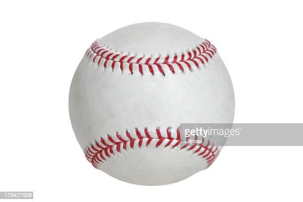 béisbol & softball serie (en blanco con trazado de recorte - béisbol fotografías e imágenes de stock
