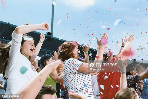 baseball spectators - baseball sport stock pictures, royalty-free photos & images