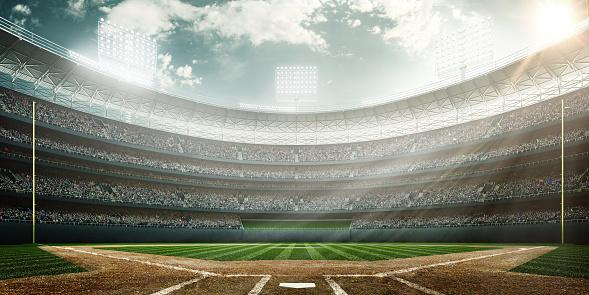 Baseball stadium 513118730